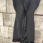Винтаж handmade. Livemaster - original item Dress made of natural silk, vintage Germany. Handmade.