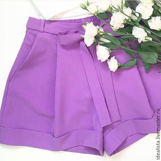 Мини-шорты  Idealista Fashion