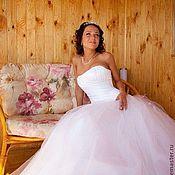 Одежда ручной работы. Ярмарка Мастеров - ручная работа свадебное платье. Handmade.