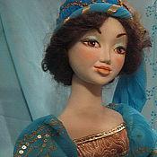 Куклы и игрушки ручной работы. Ярмарка Мастеров - ручная работа Восточная Бирюза. Handmade.