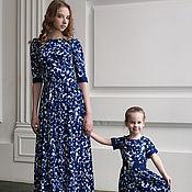 Одежда ручной работы. Ярмарка Мастеров - ручная работа Летнее платье для девочки. Handmade.
