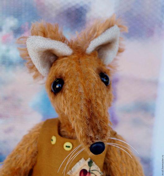 Мишки Тедди ручной работы. Ярмарка Мастеров - ручная работа. Купить Лисичка. Handmade. Рыжий, лисенок, оранжевый, синтепух