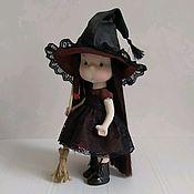 Куклы и игрушки handmade. Livemaster - original item Witch. Handmade.
