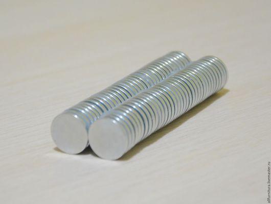 Шитье ручной работы. Ярмарка Мастеров - ручная работа. Купить Магнитная кнопка внутренняя 18 мм. Handmade. Металлическая фурнитура