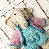 Куклы и игрушки handmade. Livemaster - original item Little Elephant. Handmade.