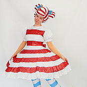 Одежда handmade. Livemaster - original item Doll Caramel. Scenic suit/Cosplay/Carnival costume. Handmade.