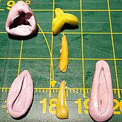 Материалы для творчества ручной работы. Ярмарка Мастеров - ручная работа Молды для пестика и тычинок тюльпана. Handmade.