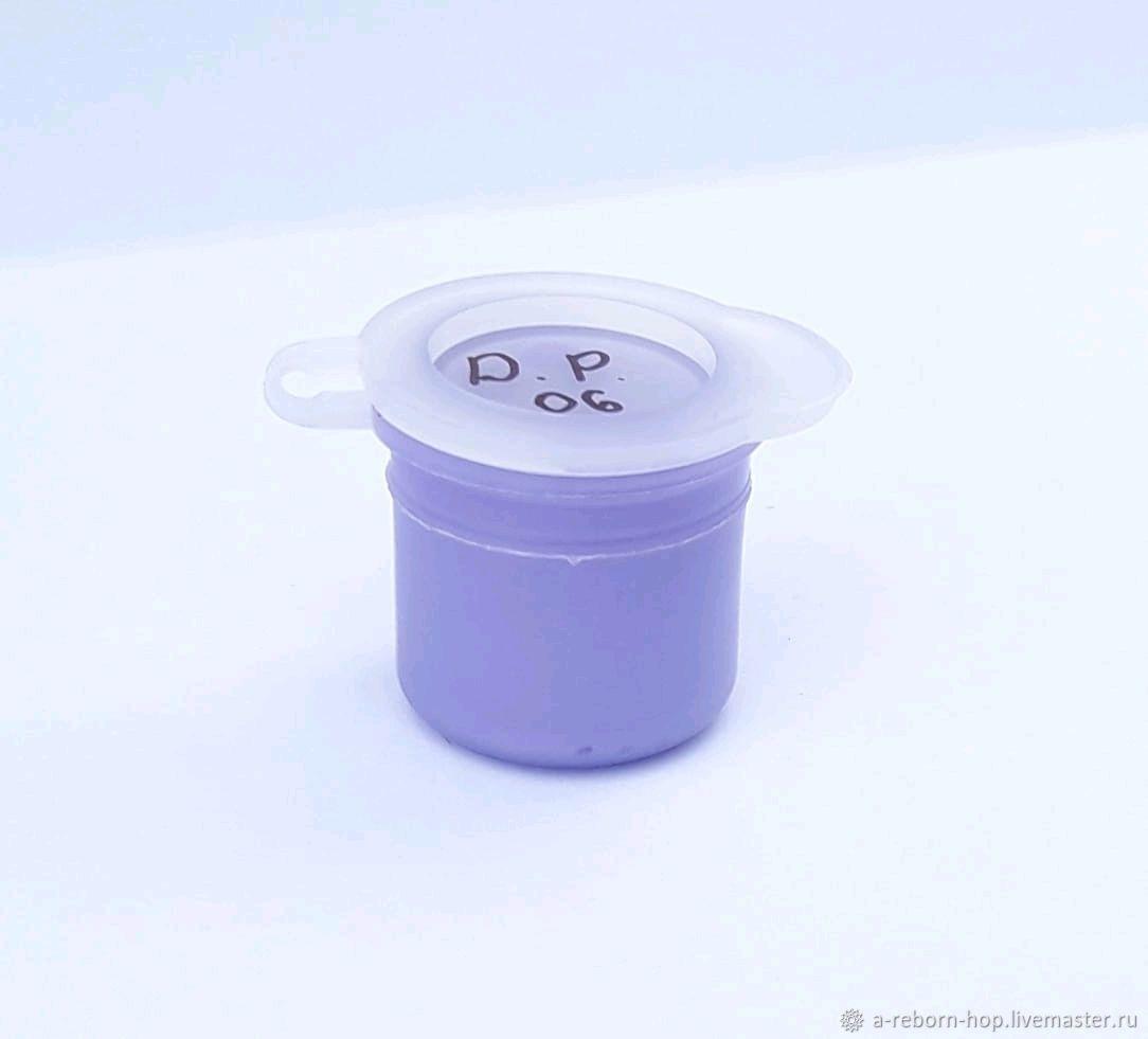 Генезис (Genesis) фиолетовая #6, Материалы для кукол и игрушек, Минеральные Воды,  Фото №1