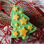 """Косметика ручной работы. Ярмарка Мастеров - ручная работа Мыло """"Christmas Tree"""". Handmade."""