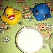 Косметика ручной работы handmade. Livemaster - original item Baby cream gentle. Handmade.