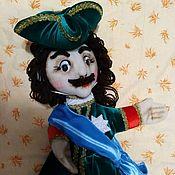 Куклы и игрушки handmade. Livemaster - original item 1 Peter. Theatre glove puppet.. Handmade.