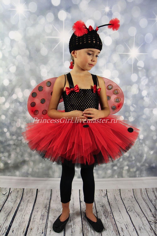 b3b7d5b857e ... Детские карнавальные костюмы ручной работы. Костюм божьей коровки.  Little Princess. Интернет-магазин ...