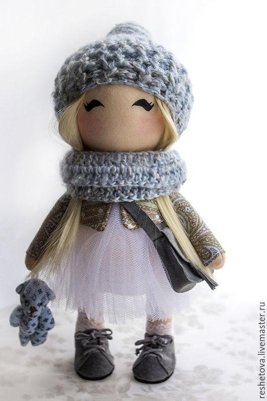 Коллекционные куклы ручной работы. Ярмарка Мастеров - ручная работа. Купить Текстильная кукла, интерьерная кукла, интерьерная игрушка. Handmade.
