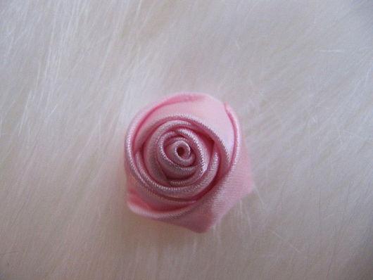 """Аппликации, вставки, отделка ручной работы. Ярмарка Мастеров - ручная работа. Купить Роза """"Искушение"""". Handmade."""