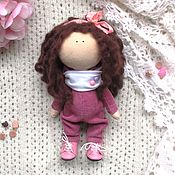 Куклы и игрушки handmade. Livemaster - original item Tilda doll, Interior doll buy as a gift. Handmade.