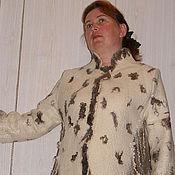 Одежда ручной работы. Ярмарка Мастеров - ручная работа Пальто. Handmade.