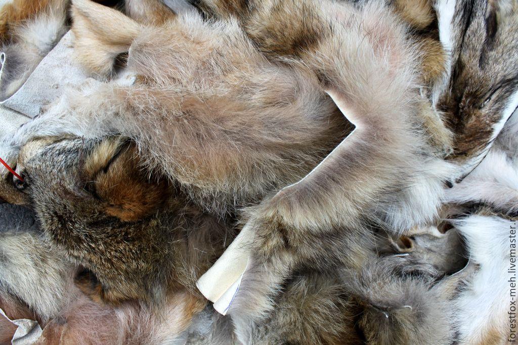 где купить обрезки меха в москве