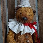 Куклы и игрушки ручной работы. Ярмарка Мастеров - ручная работа Коллекционный плюшевый медведь. Handmade.
