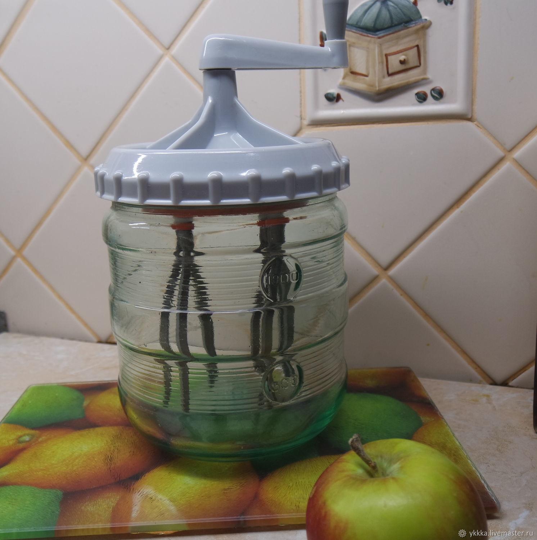 Hand mixer (whisk), Vintage kitchen utensils, Voronezh,  Фото №1