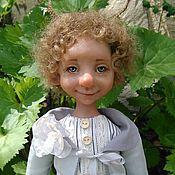 """Куклы и игрушки ручной работы. Ярмарка Мастеров - ручная работа Букашка """"Лелик"""". Handmade."""
