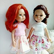 Куклы и игрушки handmade. Livemaster - original item clothes for Paola Reina dolls. Handmade.