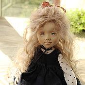 Куклы и игрушки ручной работы. Ярмарка Мастеров - ручная работа Авторская  кукла Лина. Handmade.