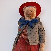 Куклы и игрушки ручной работы. Ярмарка Мастеров - ручная работа М...дведь. Handmade.