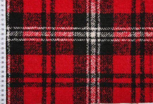 Шитье ручной работы. Ярмарка Мастеров - ручная работа. Купить Шерсть пальтовая отрез 2,57м (Италия). Handmade.