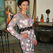 """Одежда ручной работы. Ярмарка Мастеров - ручная работа Платье """"Аврора"""". Handmade."""