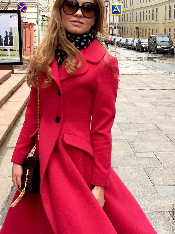Пальто с юбкой интернет магазин
