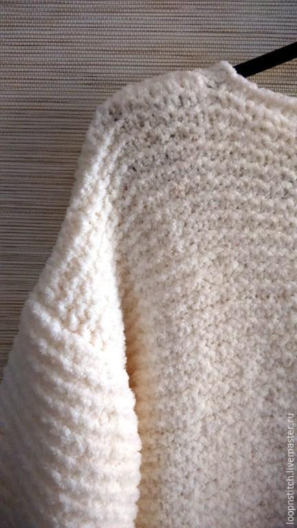 Кофты и свитера ручной работы. Ярмарка Мастеров - ручная работа. Купить Свитер Зима. Handmade. Разноцветный, зимняя мода
