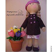 Куклы и игрушки ручной работы. Ярмарка Мастеров - ручная работа Кукла Сиренька. Handmade.