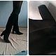 Обувь ручной работы. сапоги зима. Galogre Oksana. handmade shoes. Интернет-магазин Ярмарка Мастеров. Зима 2015