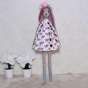 Куклы Тильда ручной работы. Ярмарка Мастеров - ручная работа Кукла Милая Пони Принцесса. Handmade.