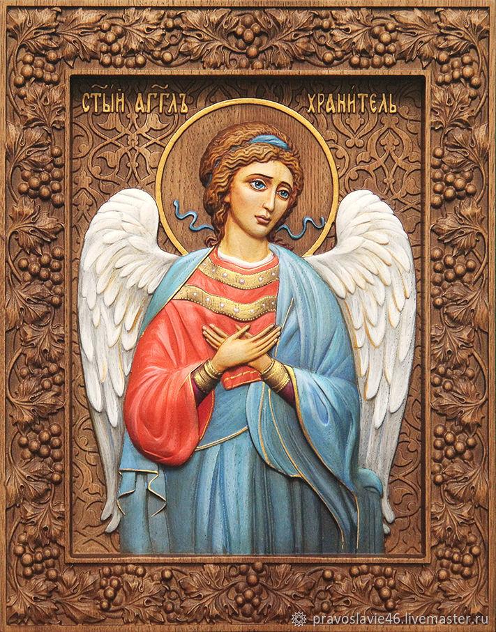 Икона с художественной росписью