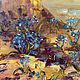 Картина маслом Весенняя прогулка, Картины, Россошь,  Фото №1