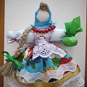 Куклы и игрушки ручной работы. Ярмарка Мастеров - ручная работа Народная кукла Забава. Handmade.