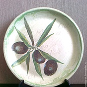 Посуда handmade. Livemaster - original item