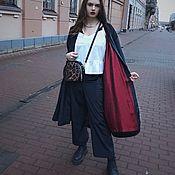 Костюмы ручной работы. Ярмарка Мастеров - ручная работа Костюм бархатный (длинное кимоно). Handmade.