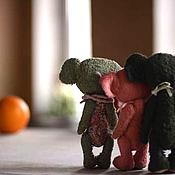 Куклы и игрушки ручной работы. Ярмарка Мастеров - ручная работа три Че... Handmade.