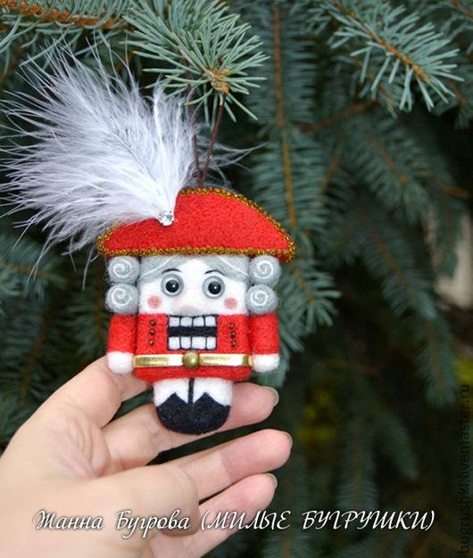 Ёлочная игрушка елка