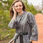 Одежда handmade. Livemaster - original item Light coat