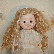 Куклы и игрушки ручной работы. Ярмарка Мастеров - ручная работа Ангел над городом (в подарочной коробке). Handmade.