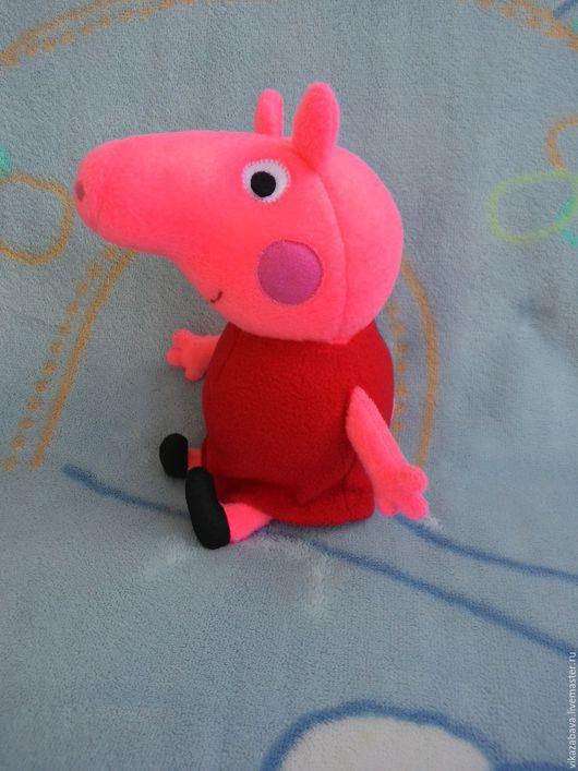 Любимый персонаж мультфильма, свинка Пеппа в подарок, мягкая игрушка свинка Пеппа, мультяшки, мультсериал, любимый мультик, игрушка в подарок, мультперсонаж свинка Пеппа, подарок ребенку