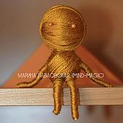 """Фен-шуй и эзотерика ручной работы. Ярмарка Мастеров - ручная работа """"Успешный руководитель"""" Кукла-помощник. Handmade."""