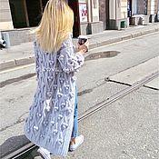 """Одежда ручной работы. Ярмарка Мастеров - ручная работа Вязанный кардиган """"Бусинки"""".. Handmade."""