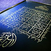 Фен-шуй и эзотерика handmade. Livemaster - original item Developing clairvoyance and extrasensory - Arabic Talisman. Handmade.