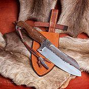 """Ножи ручной работы. Ярмарка Мастеров - ручная работа """"Тropical"""" нож ручной работы. Handmade."""