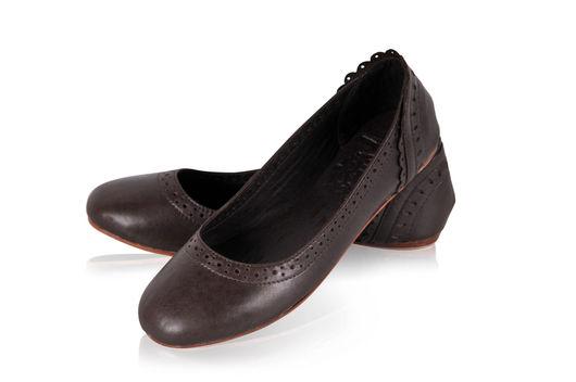 Обувь ручной работы. Ярмарка Мастеров - ручная работа. Купить Uluwatu.  Стильные кожаные балетки для дома, офиса, прогулок. Handmade.