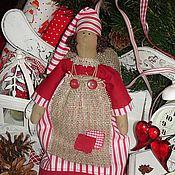 Куклы и игрушки ручной работы. Ярмарка Мастеров - ручная работа Рождественский ангел  Продано. Handmade.